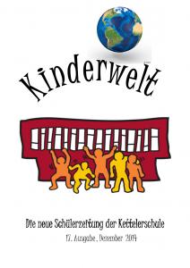 Kinderwelt Nr. 17 Dezember 2014